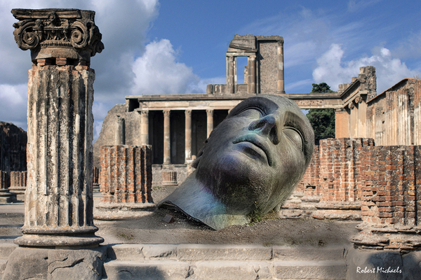 Eternal Rest In Pompeii